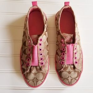 Coach Cutest Sneakers Size 7.5B